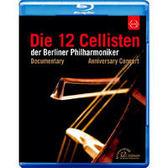 【停看聽音響唱片】【BD】柏林愛樂12把大提琴 40週年慶祝音樂會