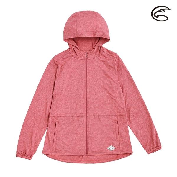 ADISI 女高針數吸濕快乾收腰連帽外套AJ2011096 (S-2XL) / 城市綠洲 (輕薄透氣、排汗快乾)
