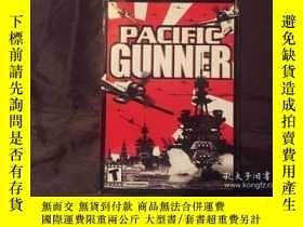 二手書博民逛書店Pacific罕見Gunner 太平洋戰役 突襲4 太平洋炮手Y
