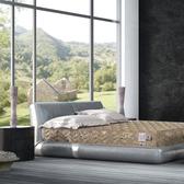 MONTAGUT-二線連結式手工床墊-加大6尺