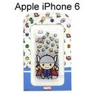復仇者聯盟Q版透明軟殼 [雷神] iPhone 6 / 6S (4.7吋)【正版授權】