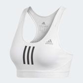adidas 運動內衣 Dont Rest Stripes Bra 女款 白 黑 三條線 背心 【ACS】 DT4027
