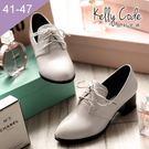 大尺碼女鞋-凱莉密碼-風靡歐洲時尚流行英...
