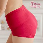 【玉如阿姨】棉柔主義高腰褲。居家。無痕。舒適。包臀。高腰。台灣製。※K030