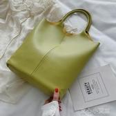 韓版小包包女包新款2020潮夏季百搭簡約托特包時尚洋氣單肩斜背包 育心館