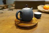 柚木休閒圓桌墊 直徑15 cm*厚2 cm