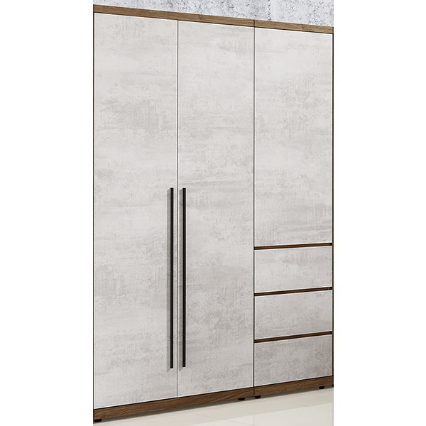 衣櫃 衣櫥 QW-101-45 緹諾4尺衣櫃【大眾家居舘】