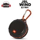 【贈16G】JBL WIND 攜帶型喇叭 適用腳踏車上 可聽FM 可插記憶卡播MP3 防潑水 公司貨 台南上新