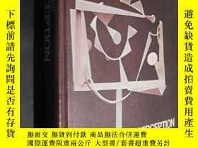 二手書博民逛書店PERCEPTION罕見themes in literature