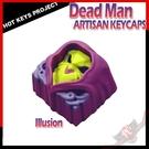 [ PCPARTY ] Hot Keys Project Dead Man Illusion Artisan Keycap 個性化鍵帽