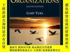 二手書博民逛書店Leadership罕見In Organizations (8t