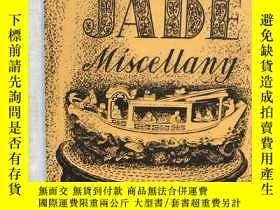 二手書博民逛書店A罕見jade miscellany 中國玉器 1946年Y19