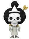 【 Funko 】POP動畫系列 航海王 和之國 布魯克 (FK54463) / JOYBUS玩具百貨