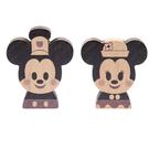 Disney KIDEA 迪士尼益智平衡積木 小木塊 90周年特別版米奇米妮蒸気船威利_BD17855