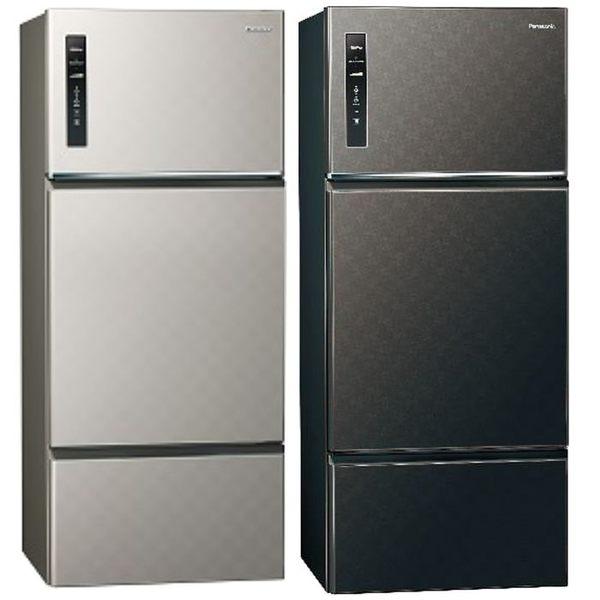 國際牌 481L公升 三門變頻冰箱 NR-C489TV