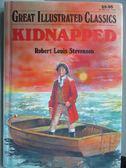 【書寶二手書T7/原文小說_MOZ】Kidnapped_Robert Louis Stevenson