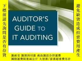 二手書博民逛書店Auditor s罕見Guide to IT Auditing, + Software Demo, 2nd Edi
