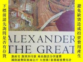 二手書博民逛書店英文原版罕見Alexander the great at War