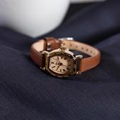 手錶女錶復古女生手錶女學生韓版簡約時尚小巧真皮帶錶 玩趣3C