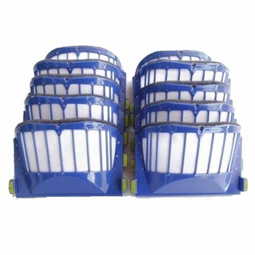 DerBlue相容/替換零件10 x Aero Vac過濾器套件