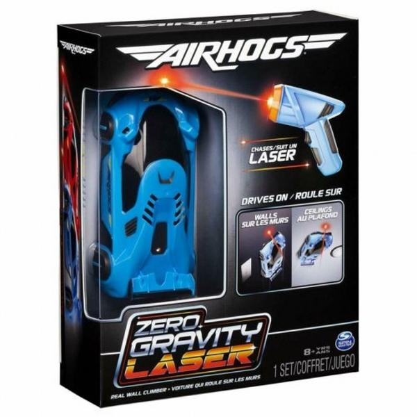 《 AIRHOGS 》 Air Hogs-無重力紅外線爬牆車(藍) / JOYBUS玩具百貨