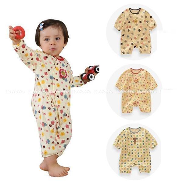 長袖兔裝 寶寶長袖連身衣/兔裝 CAB4606 好娃娃
