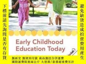 二手書博民逛書店Early罕見Childhood Education Today Value Pack (includes Ear