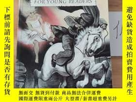二手書博民逛書店SELECTED罕見BURNS FOR YOUNG READERSY246207