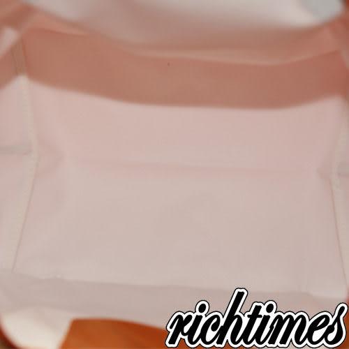 【裕代 LONGCHAMP】桔色水餃手提包(大) LC0C2751
