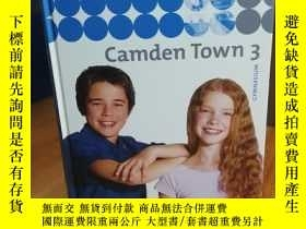 二手書博民逛書店Camden罕見Town 3. Textbook. Ausgab