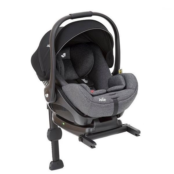 【領卷現折】Joie i-Level ISOFIX 嬰兒提籃汽座 (JBD82100A) 9775元