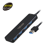 【伽利略】USB3.0 4埠 HUB