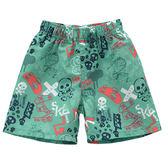 夏季新款童裝兒童沙灘褲速干男童短褲薄款運動熱褲子潮 挪威森林