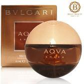 BVLGARI  寶格麗 AQVA AMARA 豔陽水能量 男性淡香水 15ml 小香 16304《Belle倍莉小舖》