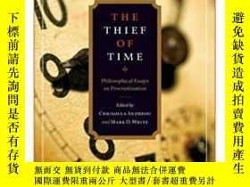 二手書博民逛書店The罕見Thief Of TimeY255174 Chriso