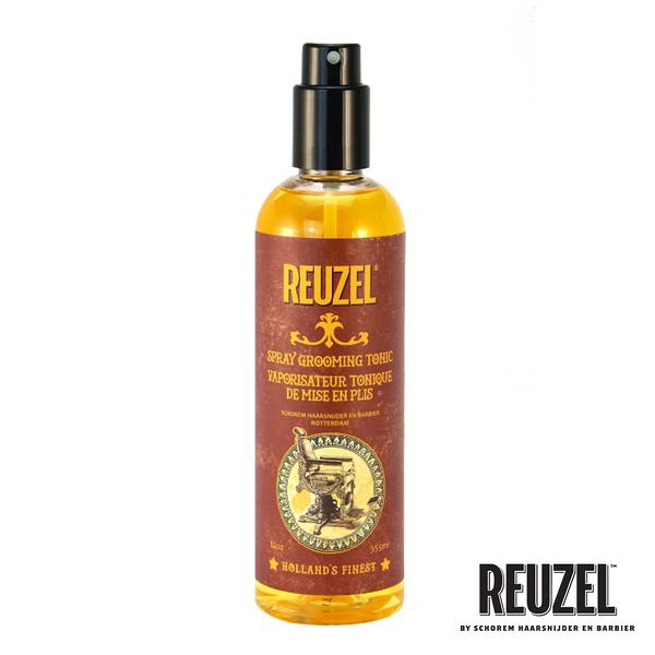 REUZEL Spray Grooming Tonic 保濕強韌打底順髮噴霧 355ml (原廠公司貨)【Emily 艾美麗】