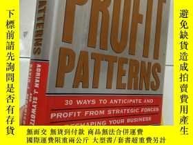 二手書博民逛書店Profit罕見Patterns: 30 Ways to Ant