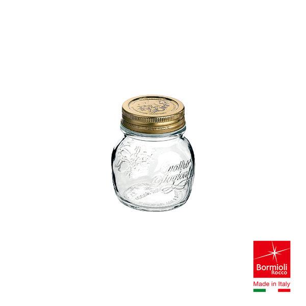 義大利Bormioli Rocco 四季果醬罐(150cc) 密封罐 飲料罐 儲物罐  重複使用 保鮮 好生活