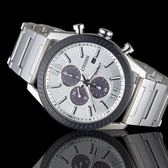 星辰CITIZEN 光動能矽膠三眼計時腕錶CA0669-84A公司貨 全球1年保固