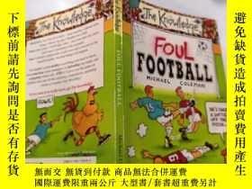 二手書博民逛書店Foul罕見football:犯規足球Y212829