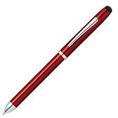 CROSS 高仕 Tech3+系列 紅亮漆三用筆 / 支 AT0090-13