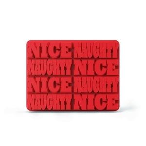 ZOKU長型字母製冰盒- Naughty/Nice共8條