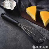 不銹鋼打蛋器手動攪拌器手動加粗和面器雞蛋烘焙工具打發帶刮刀 優家小鋪