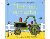 That's Not My Tractor 那不是我的拖拉機觸摸書