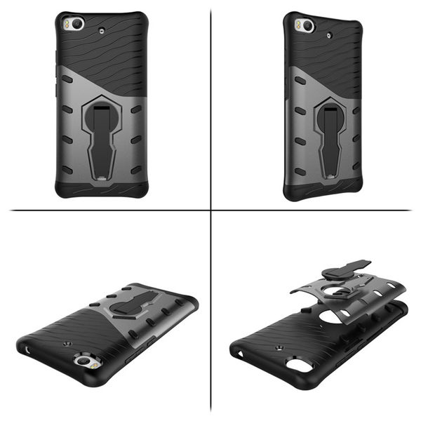 88柑仔店~小米5s手機殼 米5s保護套xiaomi mi 5s戰甲外殼360度可旋轉皮套