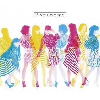 Perfume If you wanna CD附DVD 完全生產限定盤 免運 (購潮8)