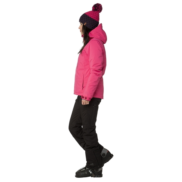 PROTEST 女 機能防水保暖外套 (花卉色) GIGGILE 18 SNOWJACKET