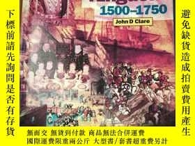 二手書博民逛書店A罕見United Kingdom: 1500-1750 (Op