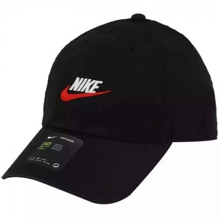 NIKE 耐吉 U NSW H86 CAP FUTURA WASHED  老帽造型 運動帽 913011014