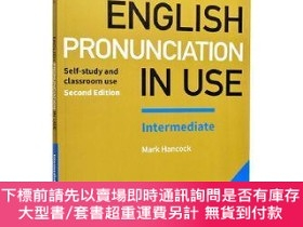簡體書-十日到貨 R3Y劍橋國際英語語音中級配答案 英文原版English Pronunciation in Use Intermedia